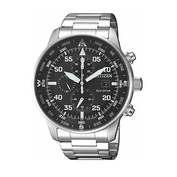 Citizen Gents Watch Eco-drive Chrono BRLT SSWP WR100