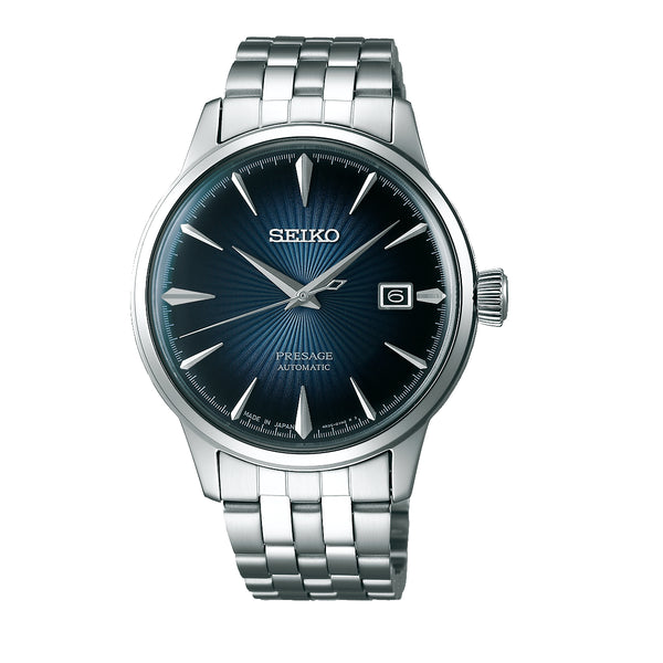 SEIKO GENTS WATCH PRESAGE AUTOMATIC 50M