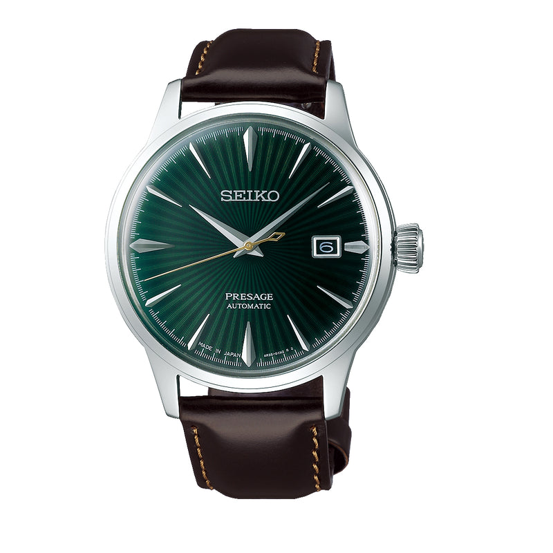 SEIKO GENTS / LADIES PRESAGE AUTOMATIC 50M