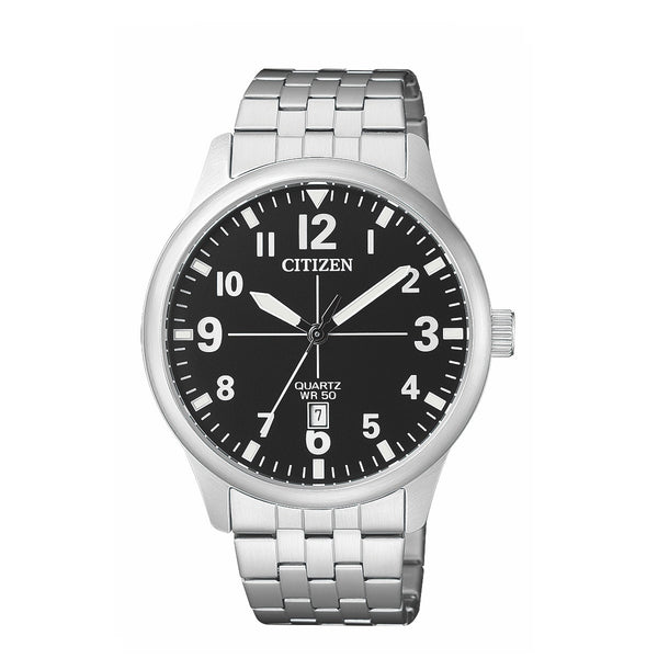 Citizen Gents Watch Strp SS WP WR50