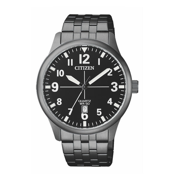 Citizen Gents Watch B/let SSIB WR50m