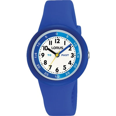 LORUS KIDS TIME TEACHER BLUE 100M