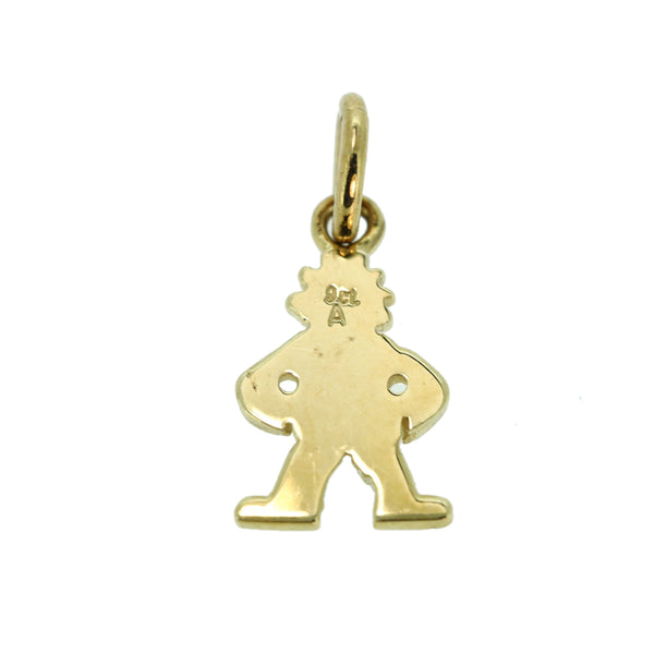 9ct Small Boy Charm