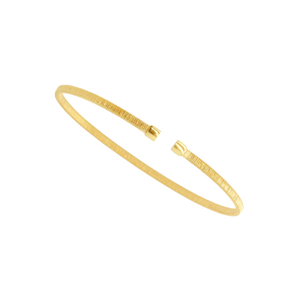 Sterling Silver Bracelet Gold Plated