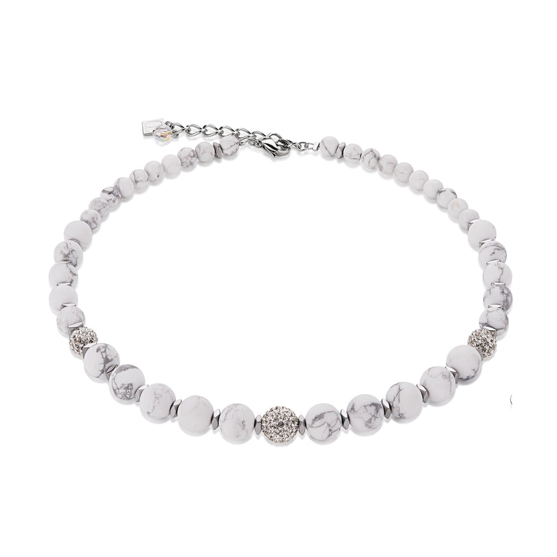 Coeur De Lion CL 4831/10-1400 Gem Beads Necklace