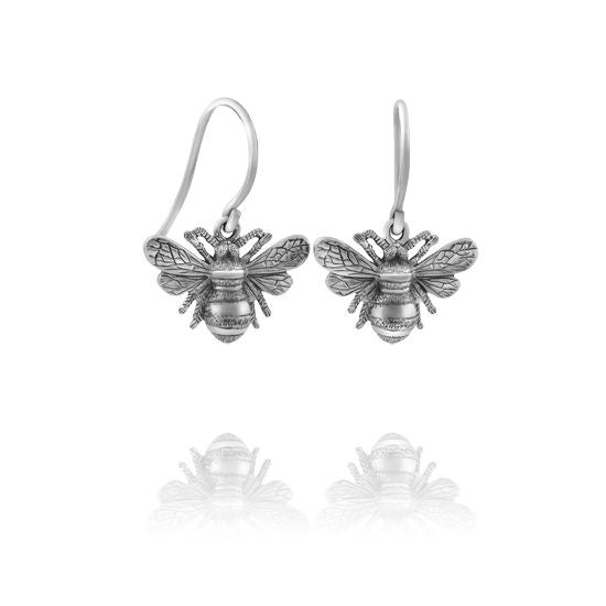Evolve Earrings Bumble Bee Drops (Diligent) 2E61005