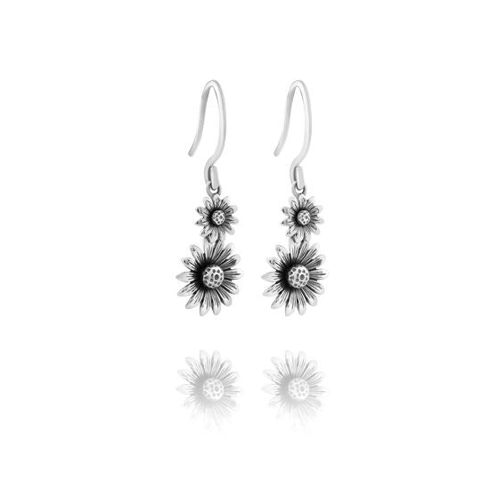 Evolve Earrings Daisy Drops (Kindness) 2E61007