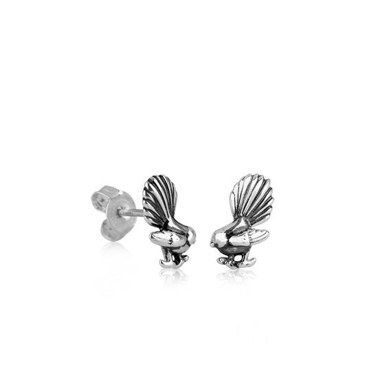 Evolve Earrings Fantail Studs (Special Friend) 2E61013