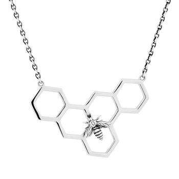 Evolve Necklaces Honeycomb Necklace (Healing) 2N61000
