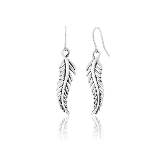 Evolve Earrings Forest Fern Drops (Treasured) 3E21023