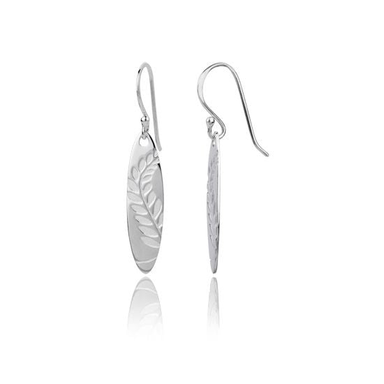 Evolve Earrings Coastal Fern Drops (Pride) 3E31030 SKU