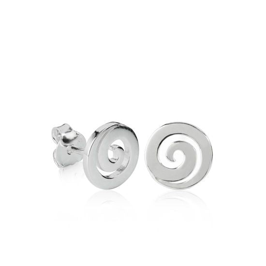 Evolve Earrings Koru Studs (Harmony) 3E40021