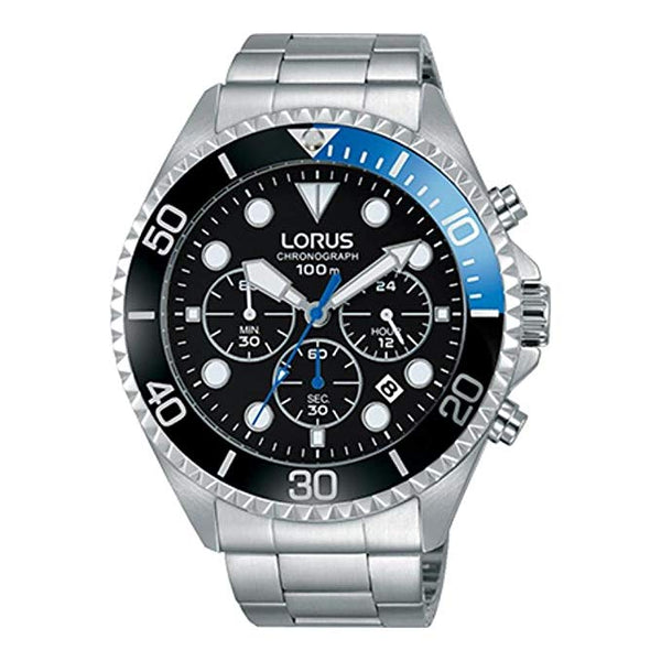 LORUS GENTS CHRONOGRAPH 100M