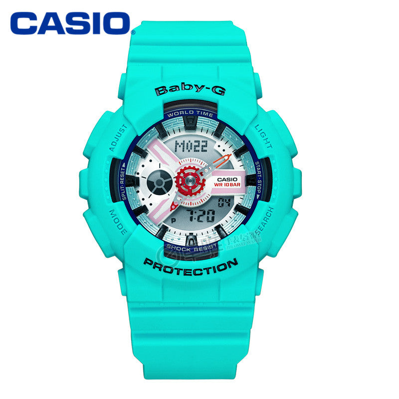 CASIO BABY G 100M WR ANALOGUE DIGITAL WATCH