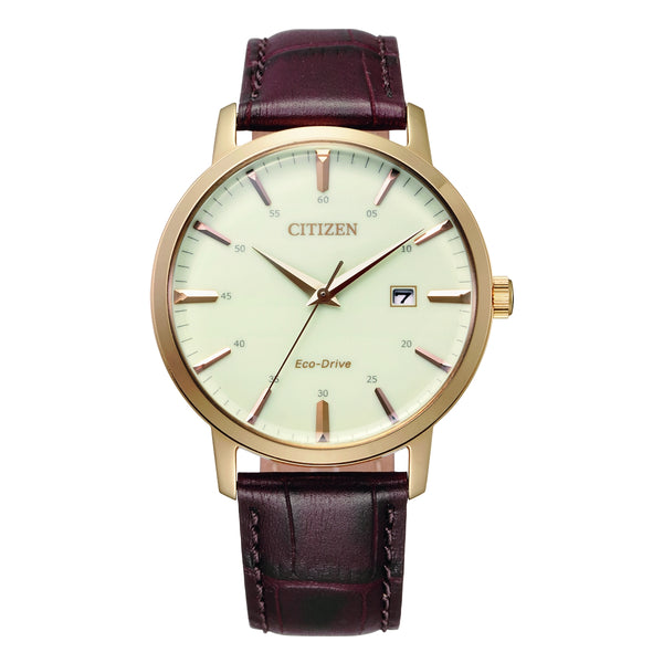 Citizen Gents Watch ECO-DRIVE BRIT SSYP WR50