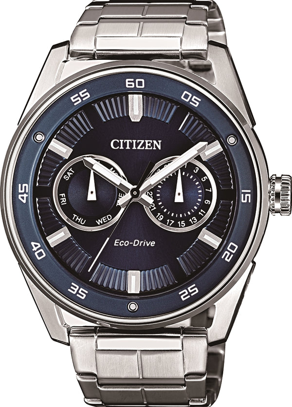 Citizen Gents Watch ECO-DRIVE BRLT SSWP WR100