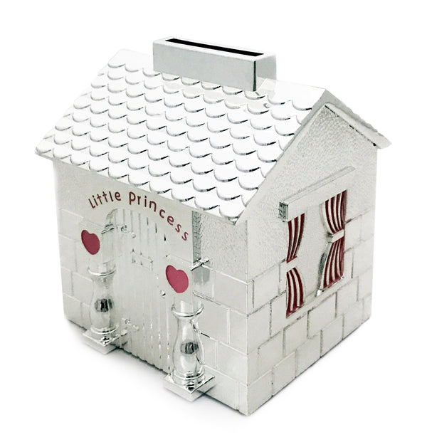 Little Princess House Bank Money Box