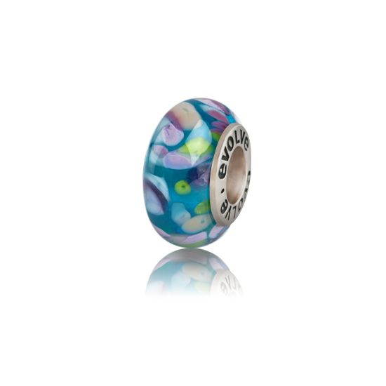 Evolve Charms Murano Glass Kapiti E07