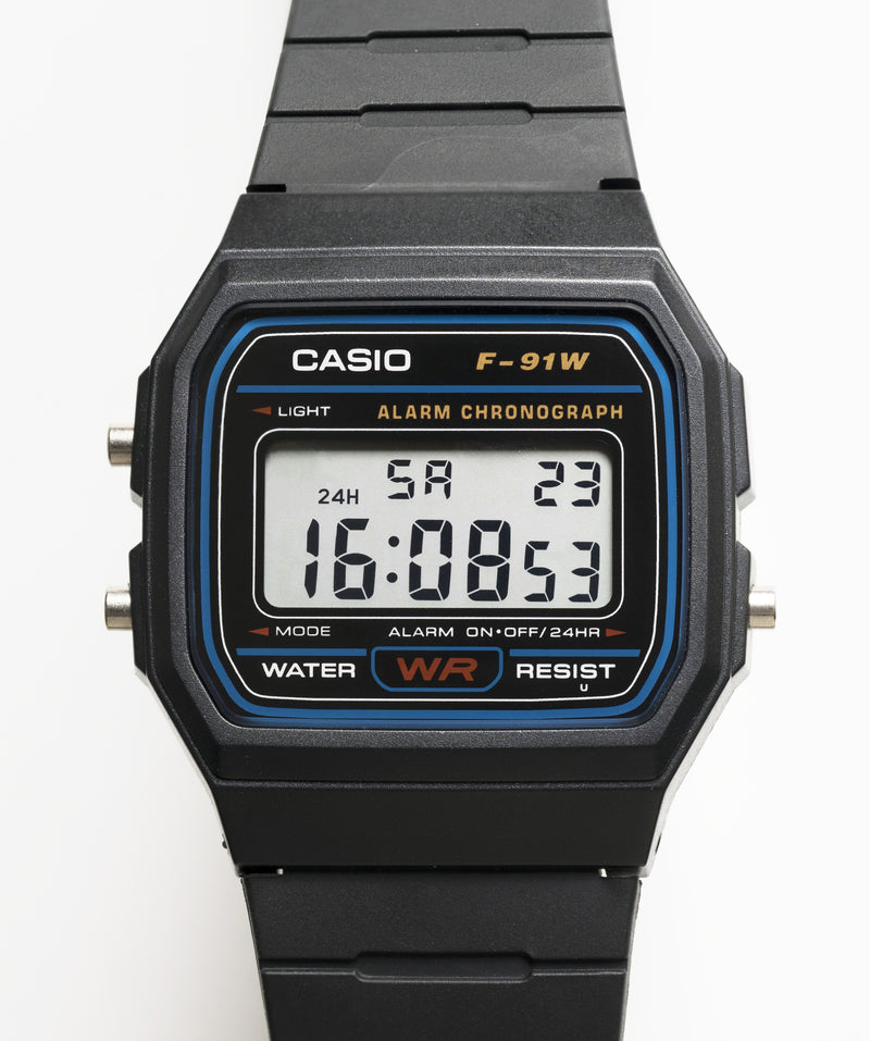 Casio Mens Digital Watch Alarm Chrono