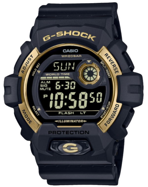 Casio Mens G-Shock Ditgital Watch 200m WR
