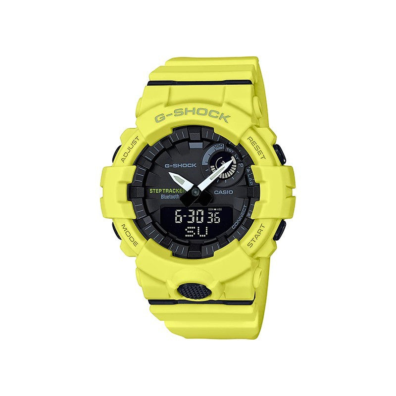 CASIO G-SHOCK G-SQUAD BLUETOOTH STEP COUNT CONNECT