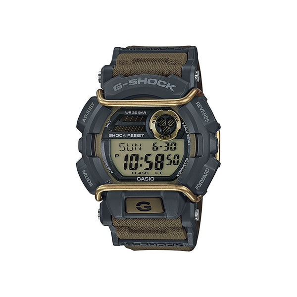 CASIO G-SHOCK 200M WR DIGITAL WATCH WITH FACE PROTECTOR