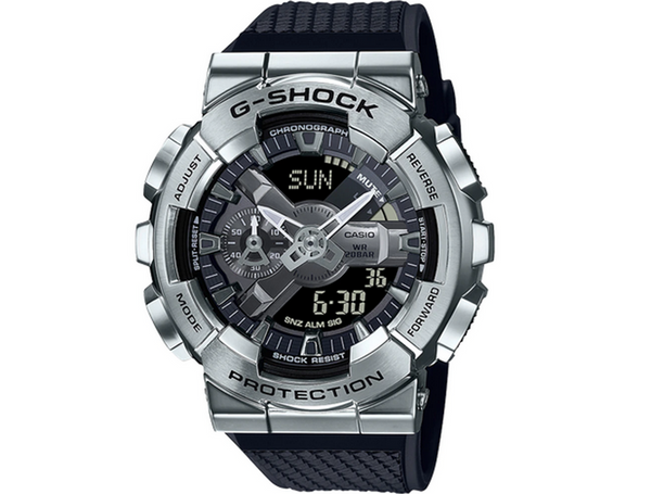 Casio Mens G-Shock Analog-Digital Watch 200m WR