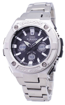 CASIO G-SHOCK G-STEEL TOUGH SOLAR MID SIZED S/S