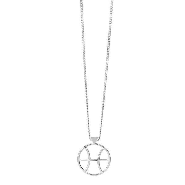 KAREN WALKER STG PISCES NECKLACE