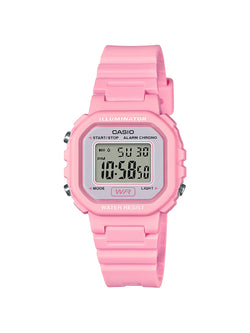 CASIO YOUTH DIGITAL  PASTEL PINK