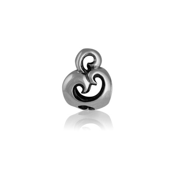 Evolve Charms Silver Manaia (Guardian) LK005