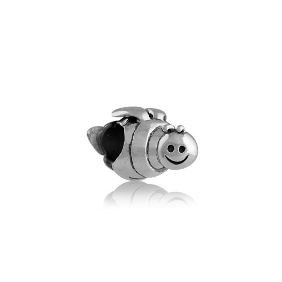 Evolve Charms Silver Baby Buzzy LK048
