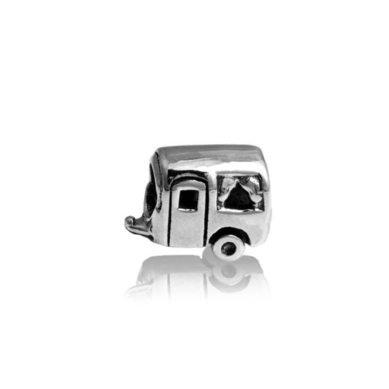 Evolve Charms Silver Caravan (Holiday Time) LK061
