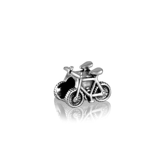 Evolve Charms Silver Mountain Bikes LK077