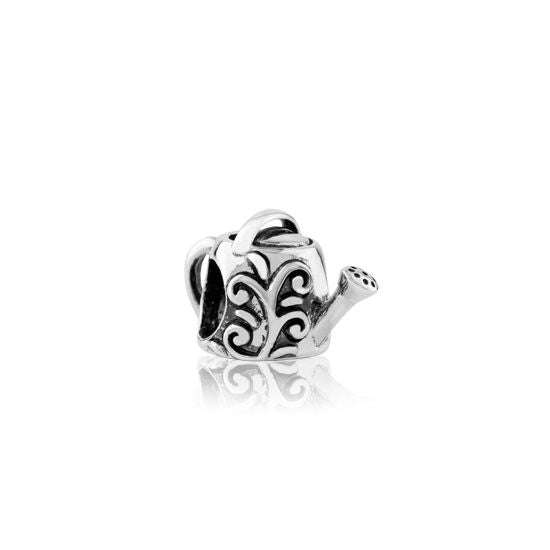 Evolve Charms Silver Watering Can LK194