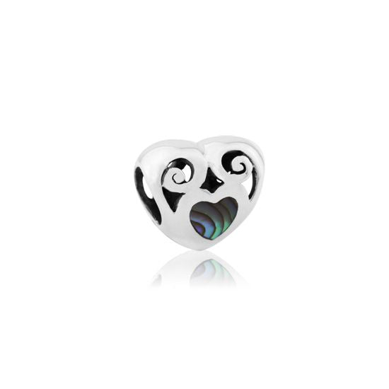 Evolve Charms Paua Love Paua LKP003