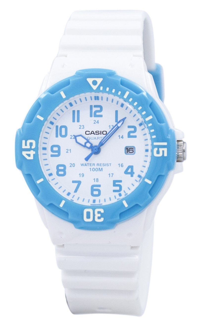 CASIO KIDS 100M WR ANALOGUE WATCH-GREAT FOR KIDS