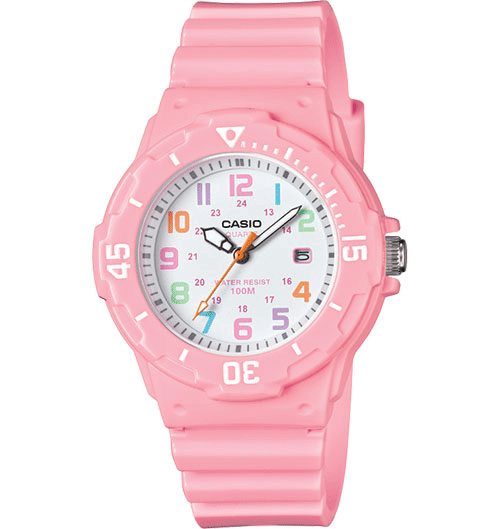 CASIO KIDS WATCH 100M WR ANALOGUE-GREAT FOR KIDS
