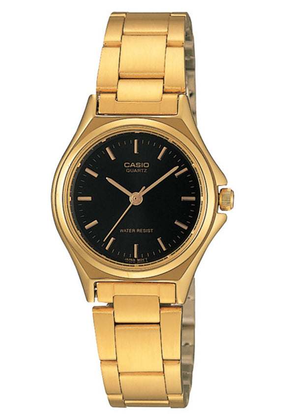 CASIO LADIES CLASSIC ANALOGUE WATCH