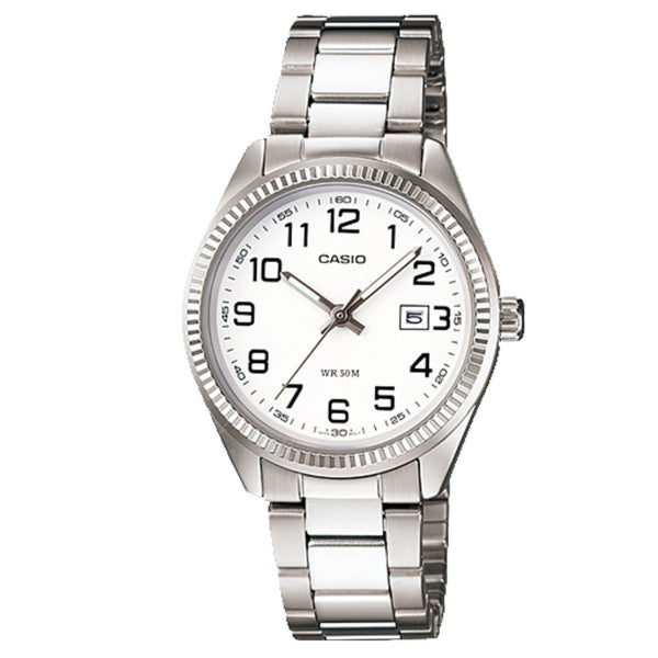CASIO LADIES 50M WR ANALOGUE WATCH