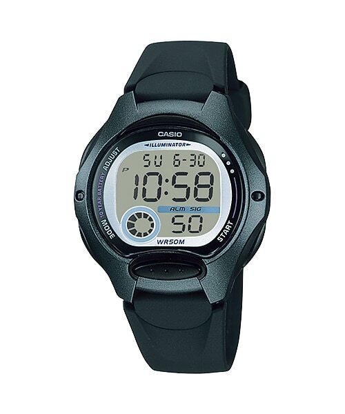 Casio Ladies Watches Digital WR50