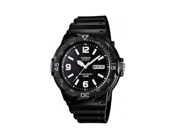 CASIO MENS 100M WR ANALOGUE WATCH