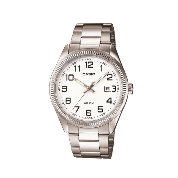 CASIO MENS 50M WR ANALOGUE WATCH