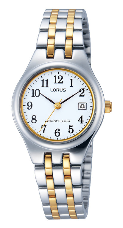 LORUS LADIES DAYWAER 50M