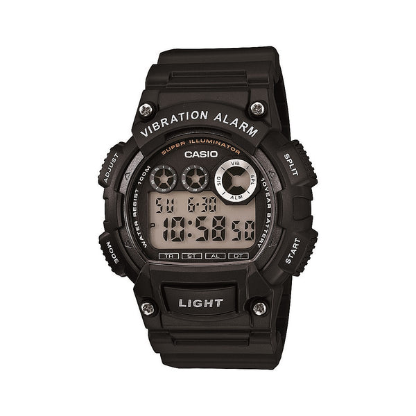 CASIO MENS 100M WATER RESISTANT DIGITAL WATCH