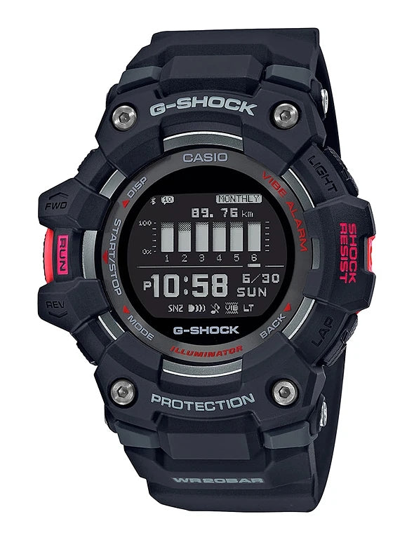 CASIO G-Shock Watch BT DISTANCE DATA WATCH