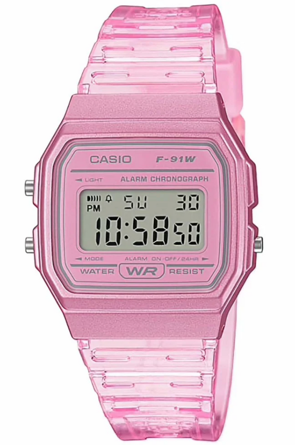 Casio Ladies/ Youth Digital Watch Pink