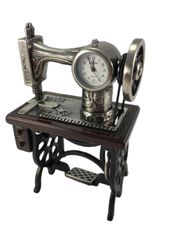 Clocks & Barometers Clock Toy Collection Sewing Machine