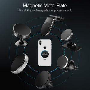 Magnetic Metal Plate