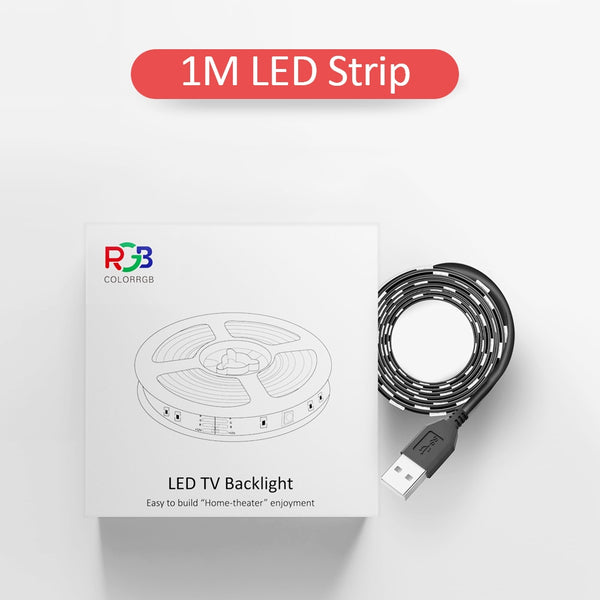TV Backlight LED USB Powered